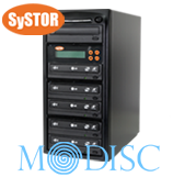 Systor M-Disc DVD Koperstationen