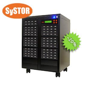 1 bis 103 USB Speicher Duplikator Turm