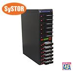 1 mit 11 SATA Festplatten Laufwerk Kopiersystem / Sanitizer