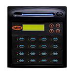 Systor 1:15 USB 3.1 100MB/s Flash-Laufwerk-Duplikator - (SYS15USB31100) - bis zu 6 GB pro Minute