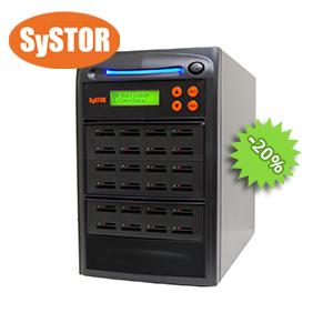 1 bis 23 SD / MicroSD Laufwerke Kopiersystem