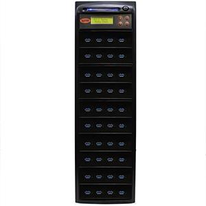 Systor 1:39 USB 3.1 300MB/s Flash-Laufwerk-Duplikator - (SYS39USB31) - bis zu 18 GB pro Minute