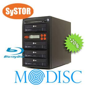 1 mit 3 Blu-Ray / M-disc / CD / DVD SATA-Brenner 16X Geschwindigkeit Kopiertower