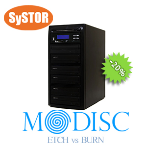 1 auf 5 MDisc Media Kopierstation
