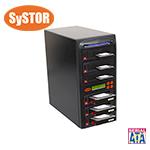 1 mit 5 SATA Festplatten Laufwerk Kopiersystem / Sanitizer