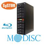 1 mit 9 Blu-Ray / M-disc / CD / DVD SATA-Brenner Geschwindigkeit Kopiertower