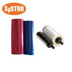 TEAC P-55 - Color CMYK Ribbon Set 500 Prints
